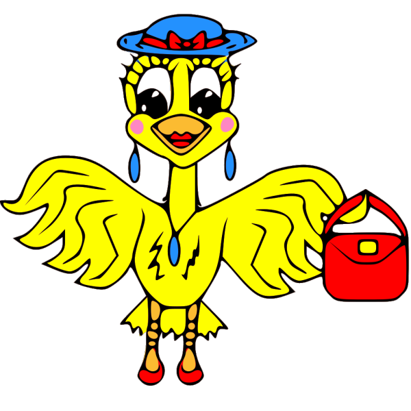 Canary Bird PNG images