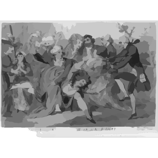 The Royal Joke - Or - Black Jacks Delight PNG Clip art