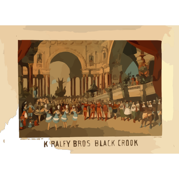 Kiralfy Bros  Black Crook  PNG icons