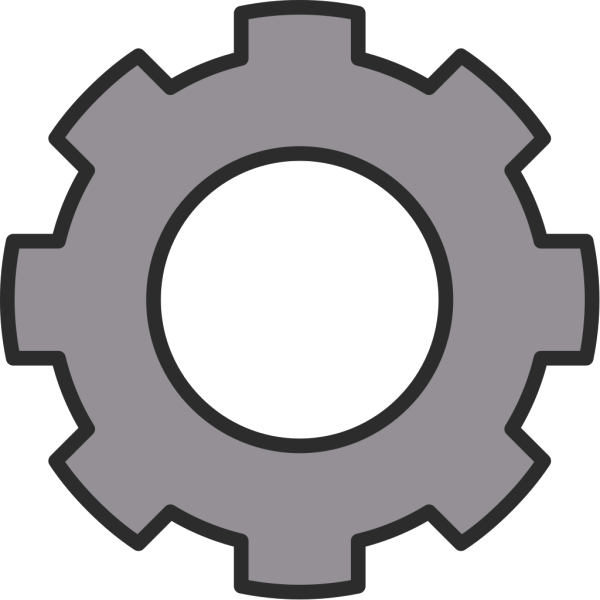 Gear PNG images