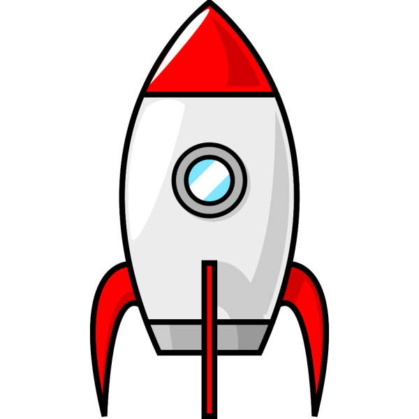 Rocket 6 PNG icons