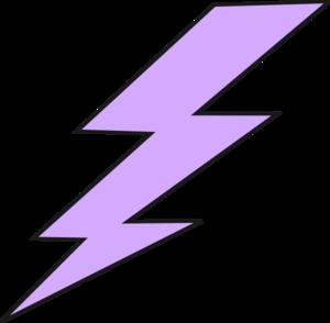 Lightning Bolt PNG icon