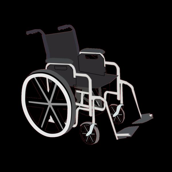 Wheelchair PNG Clip art