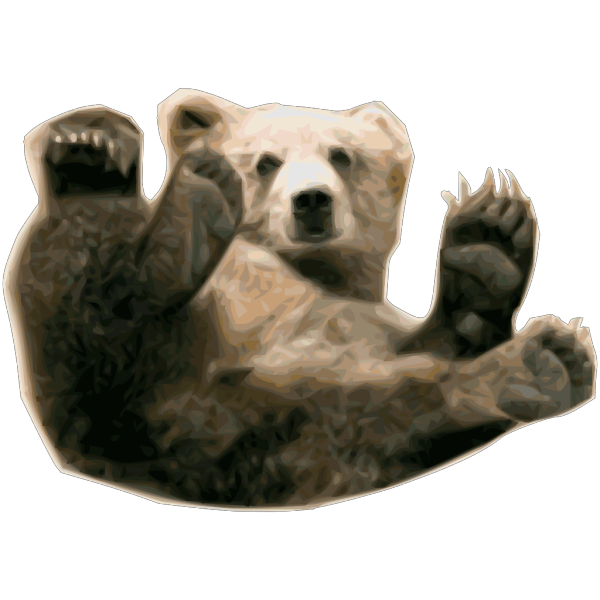 Grizzly Bear PNG Clip art