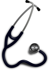 Stethoscope 5 PNG Clip art