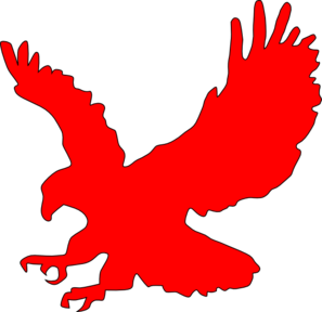 Red Eagle PNG Clip art