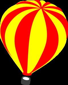 Hot Air Balloon Teal Blue PNG Clip art