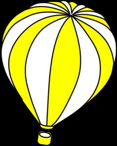 Hot Air Balloon Teal Blue Trophy 4 PNG Clip art