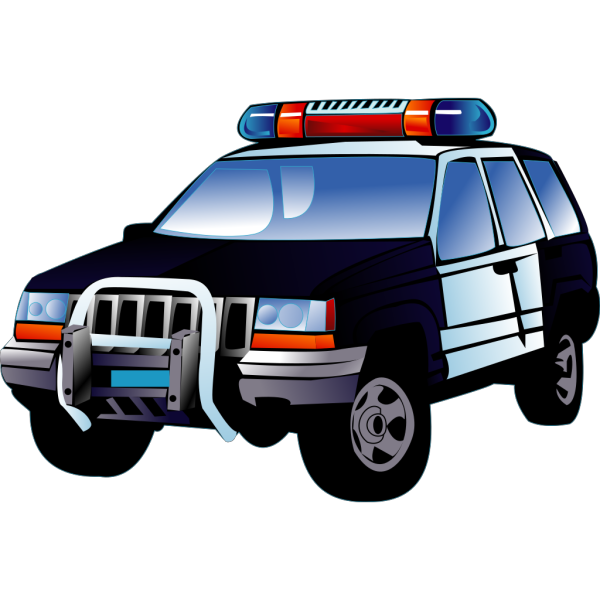 Police Car PNG images