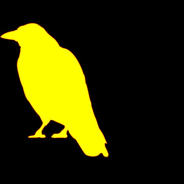 Yellow Bird PNG Clip art