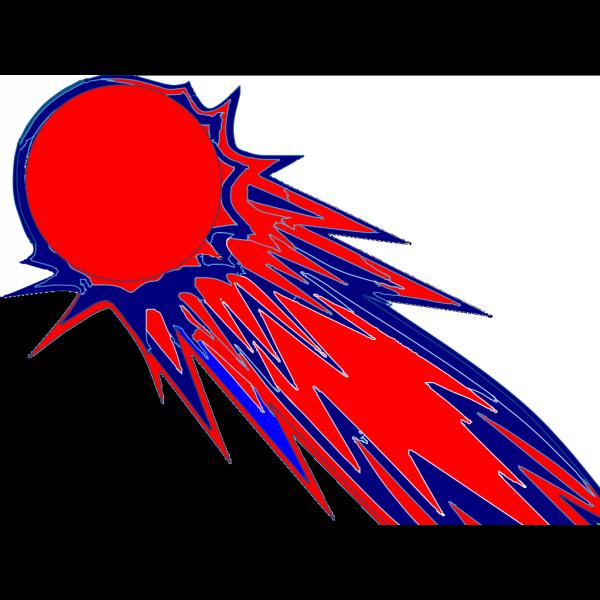Comets PNG Clip art