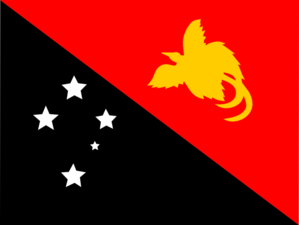 Flag Of Papua New Guinea PNG Clip art