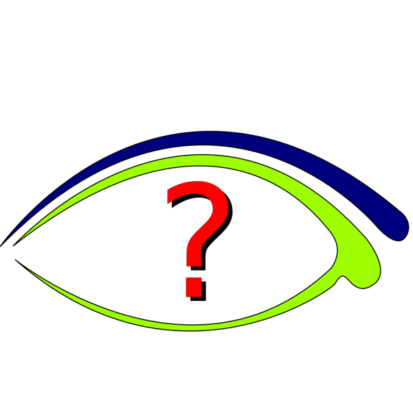 Blue Eye Of Horus PNG Clip art