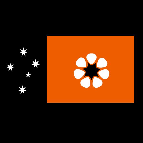 Flag Of Australian Northern Territory PNG Clip art