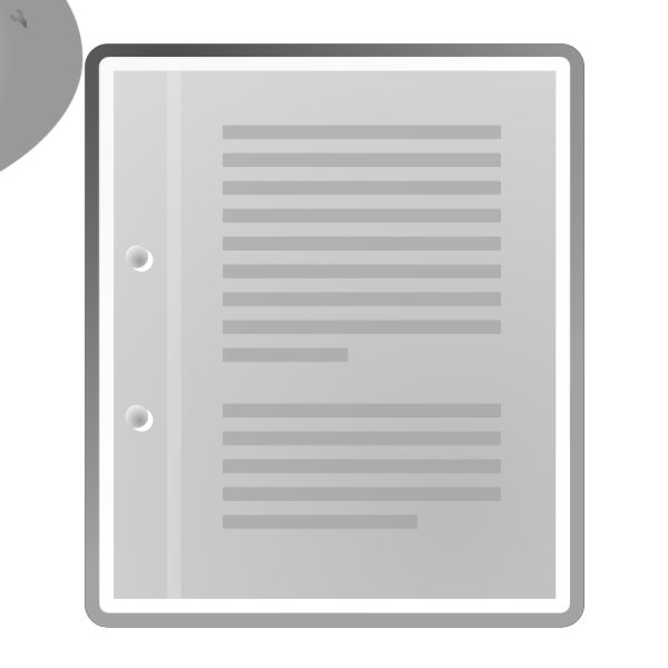 Document Properties PNG Clip art