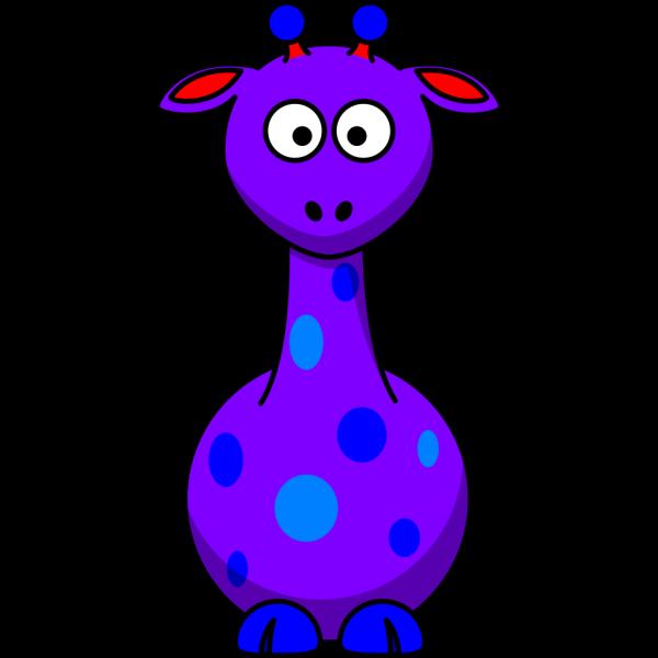 Baby Giraffe 2 PNG Clip art