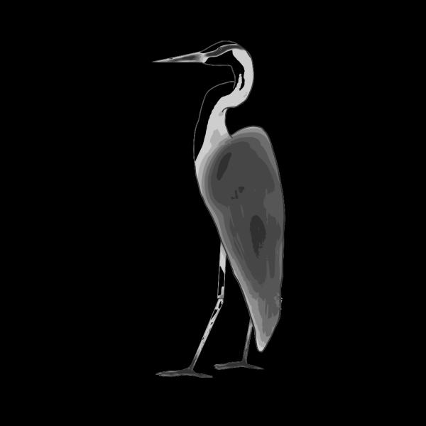 Heron PNG Clip art