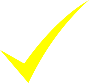 Check Mark PNG images