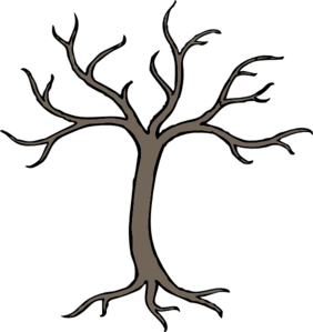 Blue Tree PNG icon