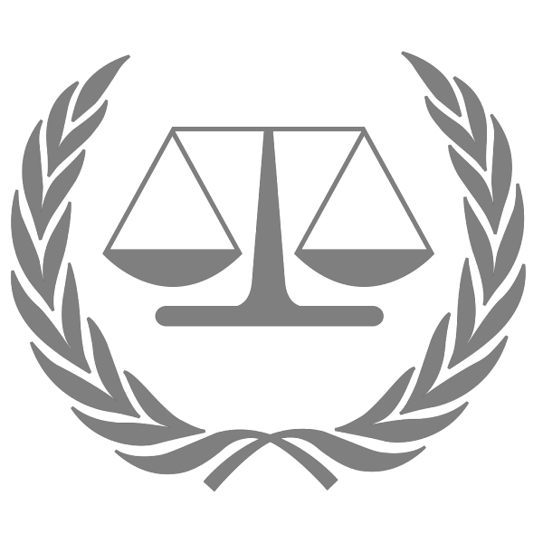 Blue Scales Of Justice PNG Clip art