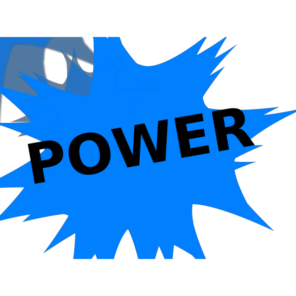 Pupple Power PNG Clip art