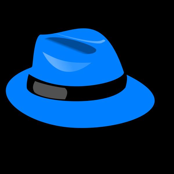 Blue Hat PNG Clip art