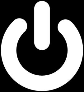Blue Power Button PNG images