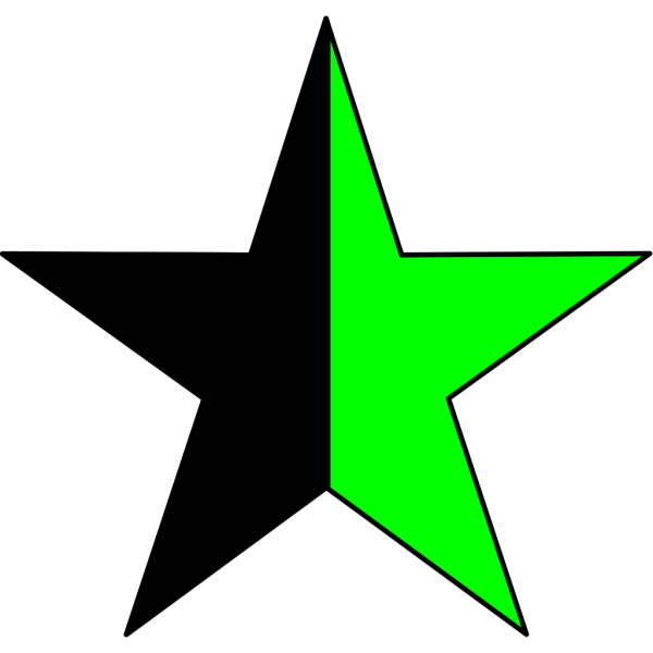 Green Anarchism PNG icons
