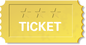 Theater Ticket PNG icons