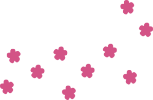 Rain Flowers PNG images