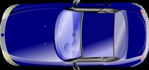 Car Top View PNG Clip art