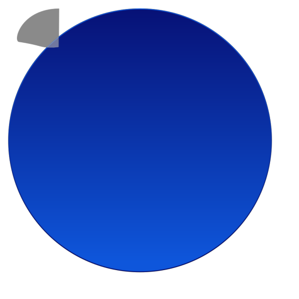 Blue Sow PNG Clip art