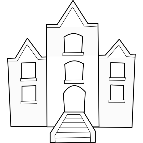 School Building PNG images