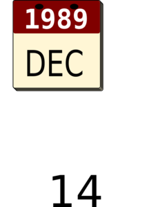 Weekly Calendar PNG icons