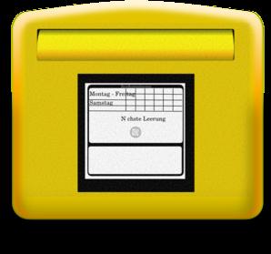 German Mailbox PNG Clip art