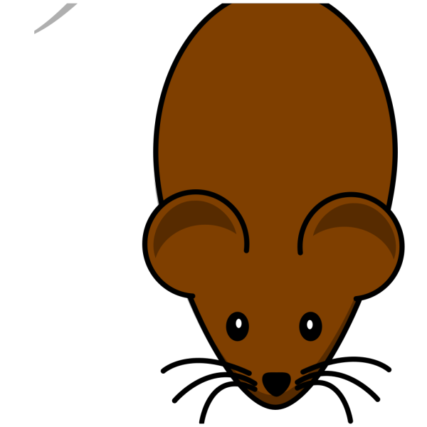 Brown W/short Tail PNG images