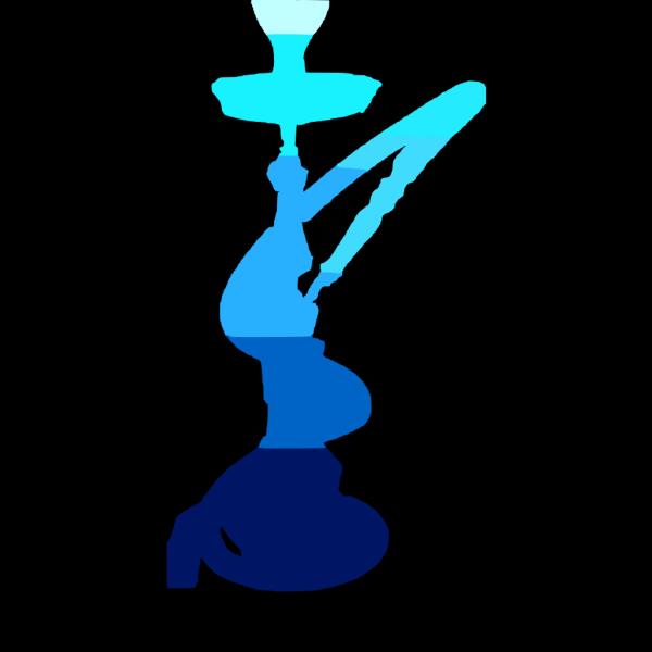 Blue A PNG Clip art