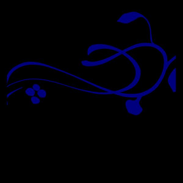 Blue E PNG Clip art