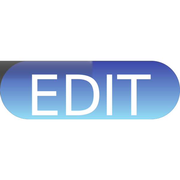 Button Edit PNG images