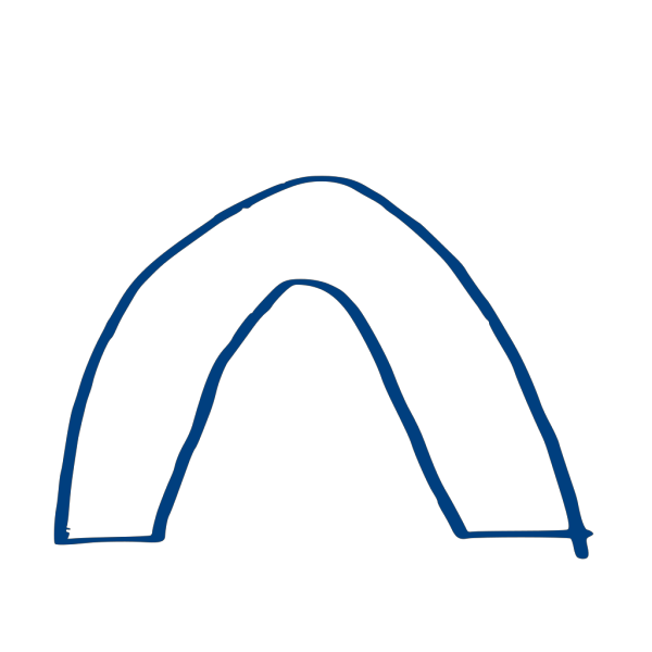 Blue Bridge PNG Clip art