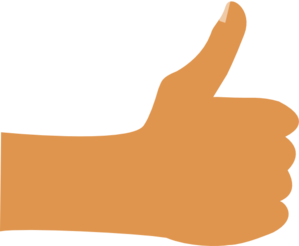 Thumbs Up 2 PNG Clip art