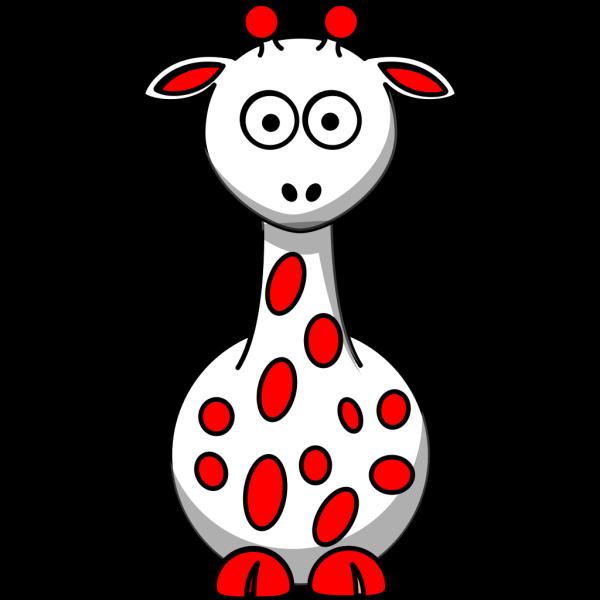 White Giraffe PNG Clip art