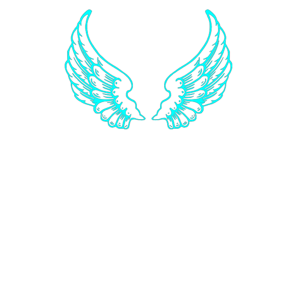 Glowing Airforce Like Symbol PNG images