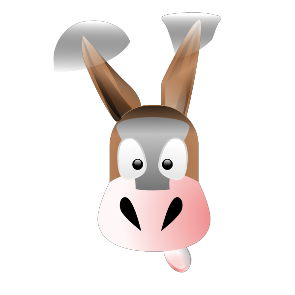 Mule Animal PNG images