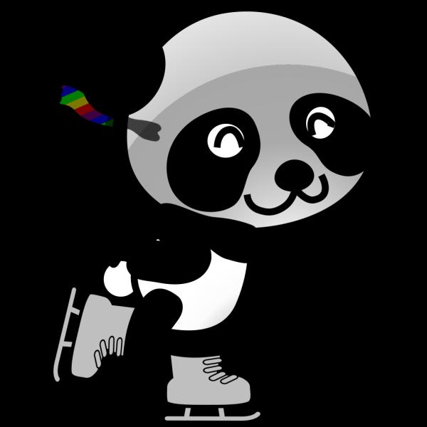 Panda 5 PNG images