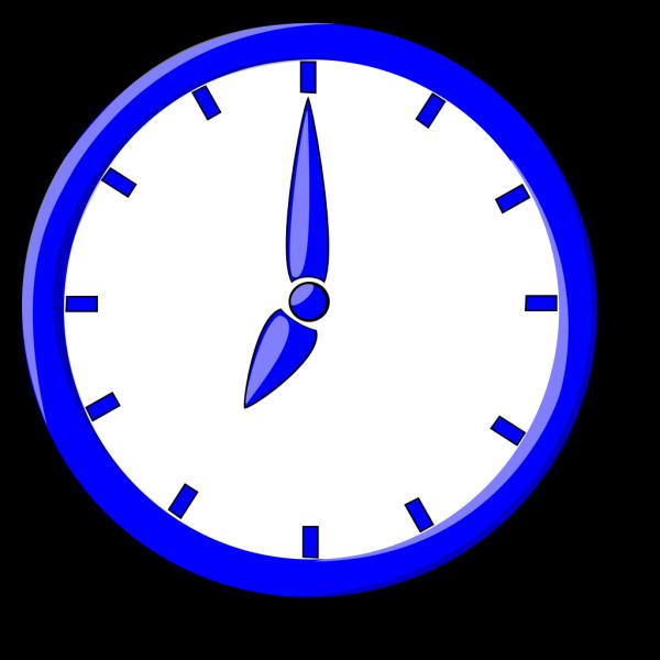 Ticking Clock Frame 2 PNG Clip art
