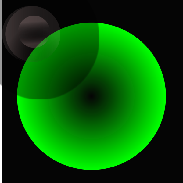Green Sphere PNG images
