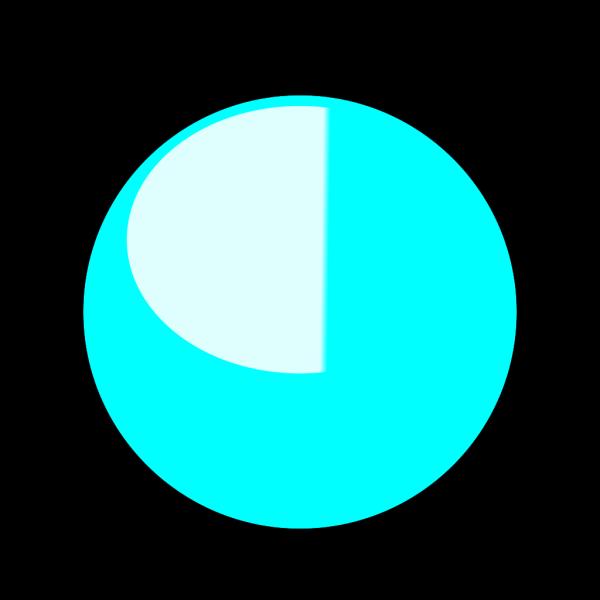 Bubble Sky Blue PNG Clip art