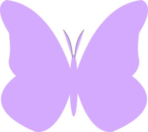 Bright Butterfly2 PNG Clip art