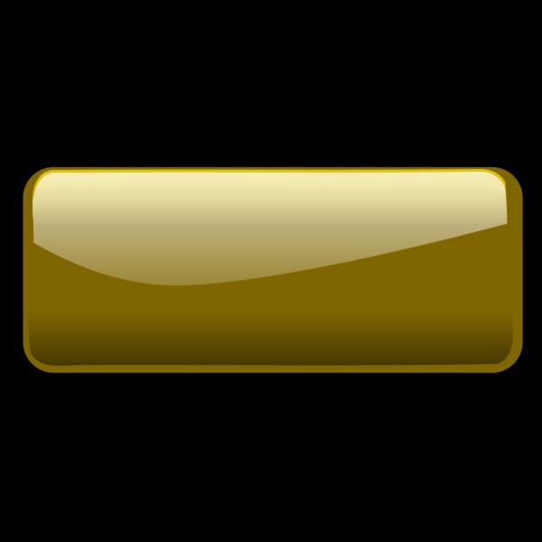 Orange Rectangle Button 2 PNG Clip art
